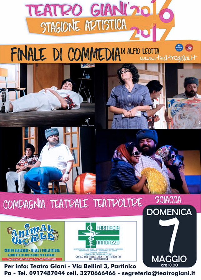 Finale di Commedia